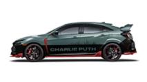 Charlie Puth Custom Honda Civic Type R and Rebel 300