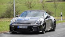 Erwischt: Neuer 911 Speedster