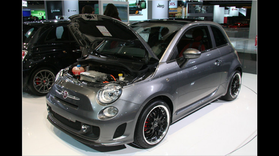 Chrysler plant Elektroauto auf Basis des Fiat 500