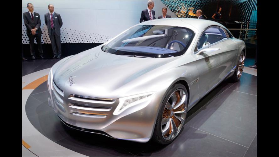 Mercedes auf der IAA