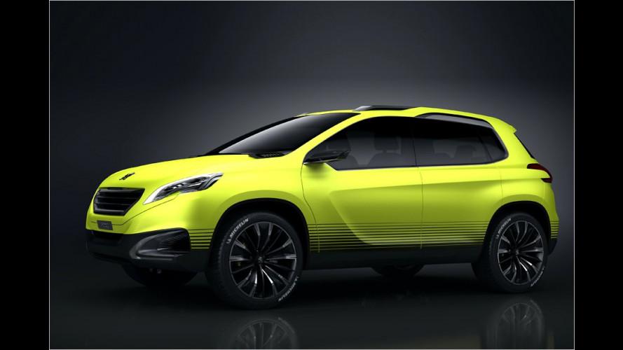 Gleich drei Peugeot-Premieren in Paris