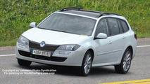 New Renault Laguna Wagon computer rendering