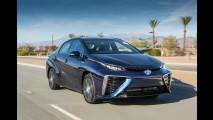 Geleceğin Otomobili Toyota Mirai, Eylül'de Avrupa Yollarına Çıkıyor