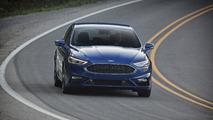 2017 Ford Fusion V6 Sport