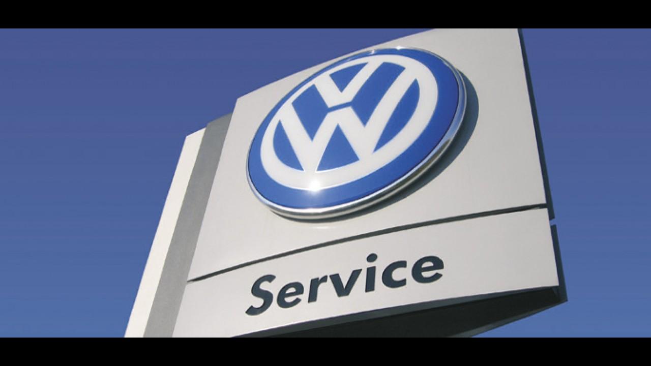 Volkswagen, Avrupa'daki Geri Çağırma Sürecini 2016'da Tamamlayacak