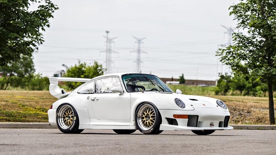 Enchères - Une très rare Porsche 911 GT2 Evo de 1996 estimée à 1,6 million d'euros