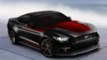 Ford Mustang for 2016 SEMA