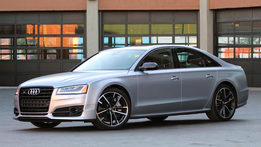 İnceleme: 2016 Audi S8 Plus