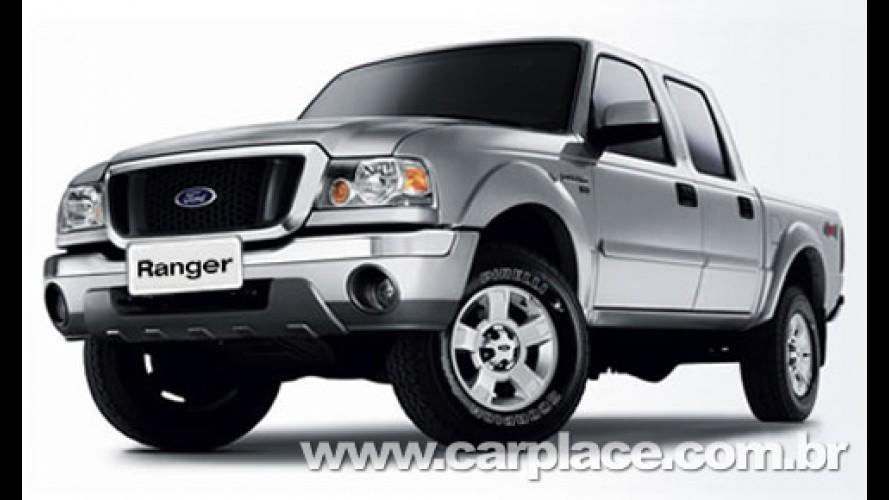 Ford oferece acessórios originais de fábrica para equipar a Ranger Limited
