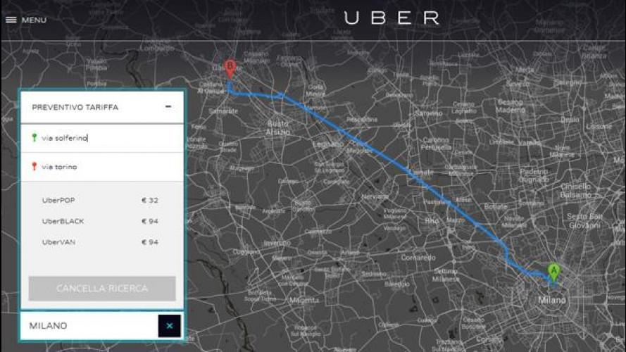 Uber, a Roma non attacca (per ora)