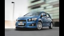 La nuova Chevrolet Aveo diventerà Sonic?