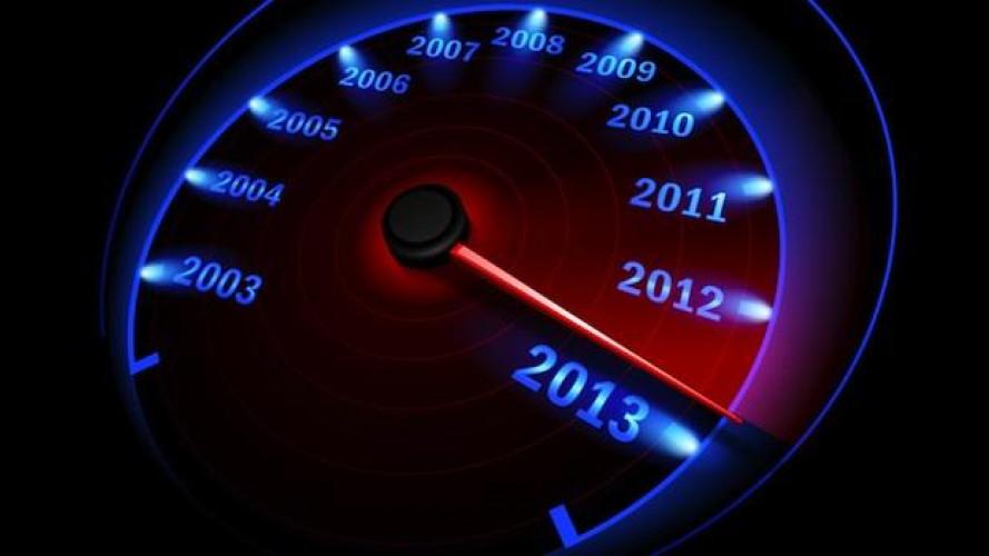 Benvenuto 2013! Dieci aspettative per il mondo dell'auto e per gli automobilisti
