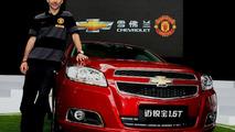 Ryan Giggs, Shanghai, Chevrolet Malibu 30.05.2012