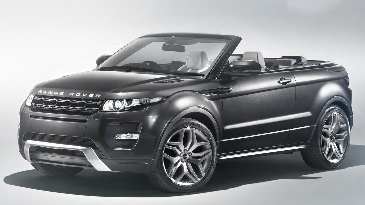 Range Rover Evoque Cabrio concept - 24.2.2012