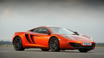 McLaren offers MP4-12C owners 25HP power upgrade for free