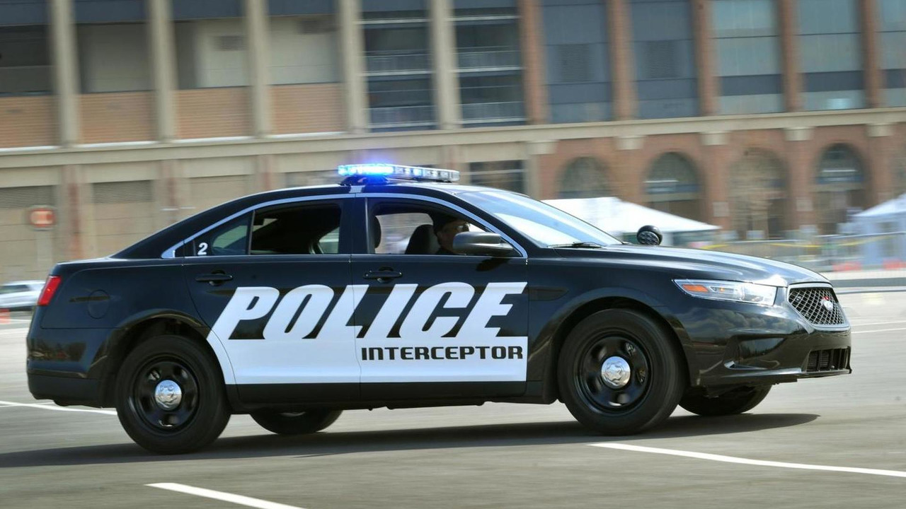 Ford Interceptor Sedan