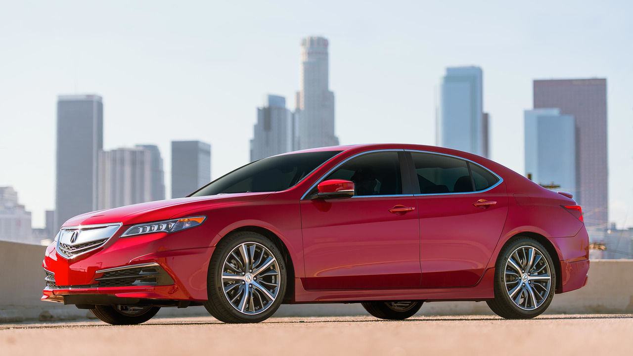 Acura TLX GT Package