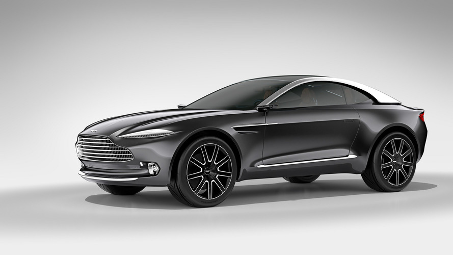 Aston Martin's first new Lagonda will be an ELECTRIC SUV in 2021