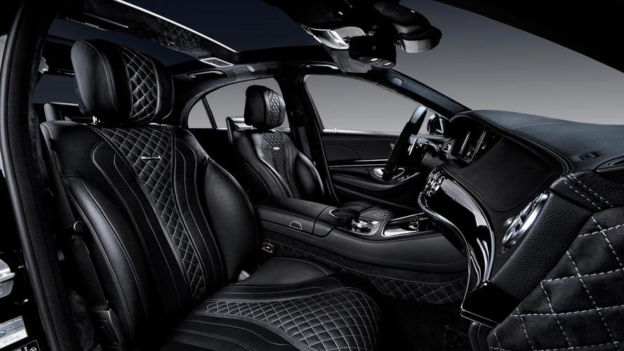 Mercedes-AMG S63 trimmed by Vilner is fit for a king
