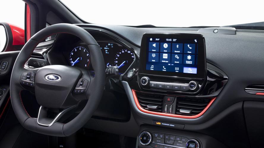 Novo Ford Fiesta 2017