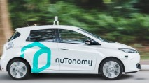Primeiro táxi autônomo do mundo já está funcionando, e não é do Uber