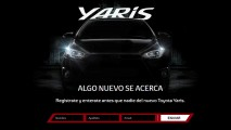 Toyota Yaris ganha site na Argentina; lançamento será ainda em 2016