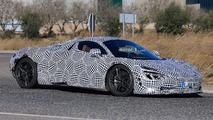 McLaren P14 Spy Shots