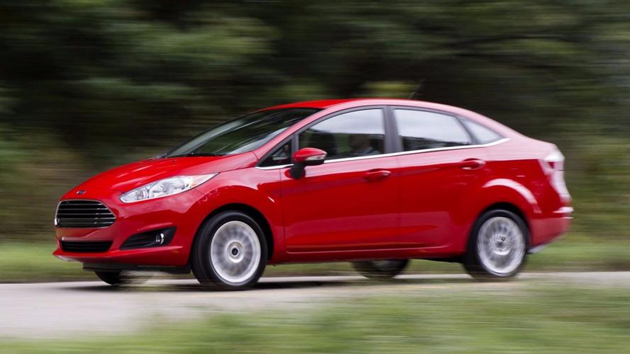 Sedãs compactos - Ford Fiesta Sedan chega ao fundo do poço