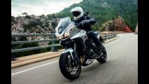 Triumph atualiza a Tiger Sport 1050, rival da Kawasaki Versys
