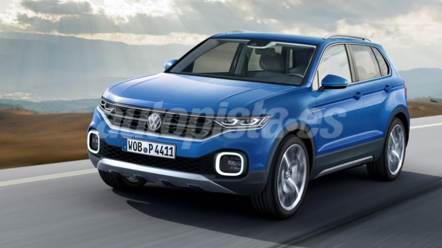Segredo: SUV da nova família VW Gol começa a sair da toca para testes