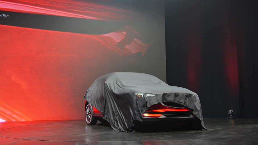 2017 - Mazda CX-5 photos officielles
