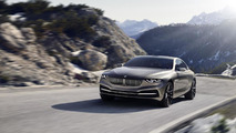 BMW Gran Lusso Coupe concept