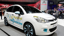 Citroen C3 Hybrid Air at 2013 Geneva Motor Show
