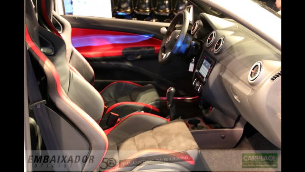 Salão do Automóvel: Volkswagen apresenta a Saveiro Rocket