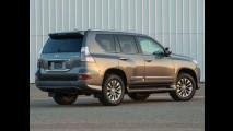 Lexus desenvolve inédito SUV de sete lugares que chegará ao mercado em 2017