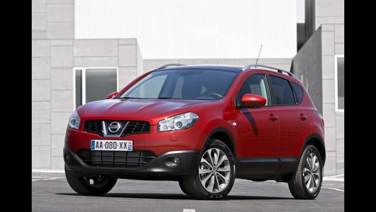 Nissan quer lançar hatch médio à altura de Volkswagen Golf e Ford Focus em 2014