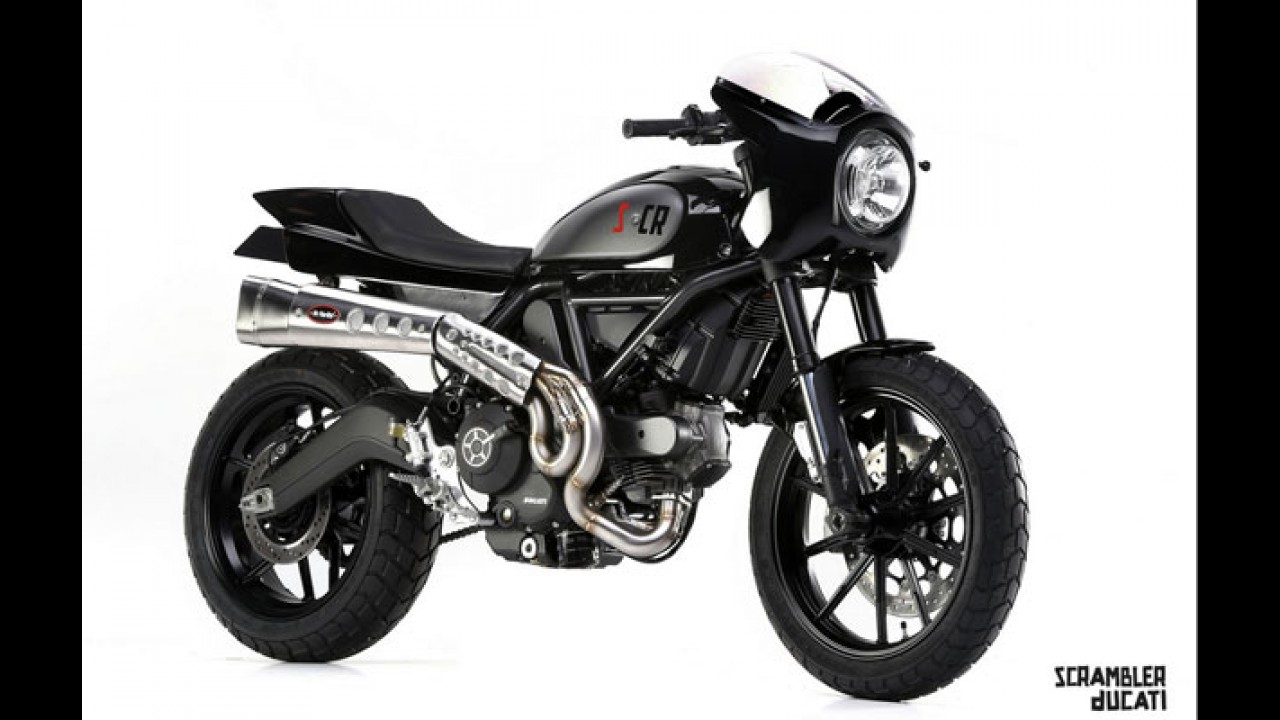 Ducati Scrambler ganha três novas customizações