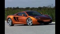Conversível: McLaren MP4-12C Spyder deverá ser lançado ainda neste ano