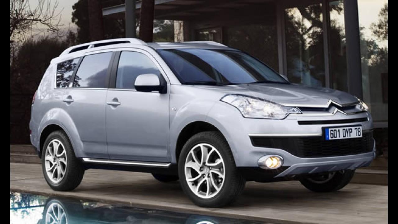 Grupo PSA Peugeot-Citroën confirma início de negociações para compra de parte da Mitsubishi
