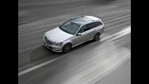 Mercedes E63 AMG Station Wagon