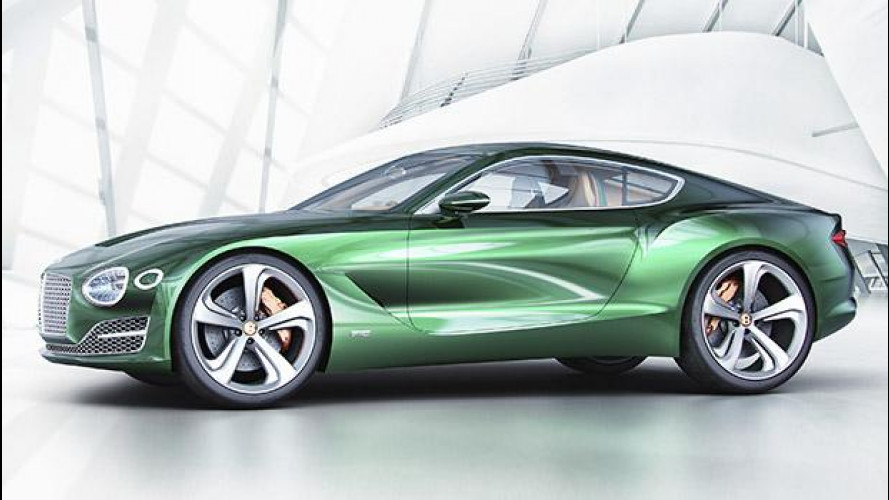 Bentley EXP 10 Speed 6, la