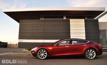 Tech Ride: 2012 Tesla Model S