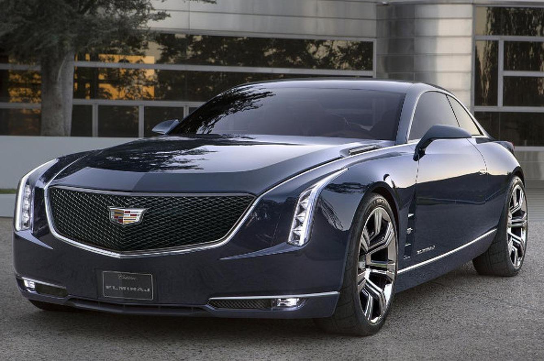 Elmiraj Concept Is Cadillac's Halo Car of the Future