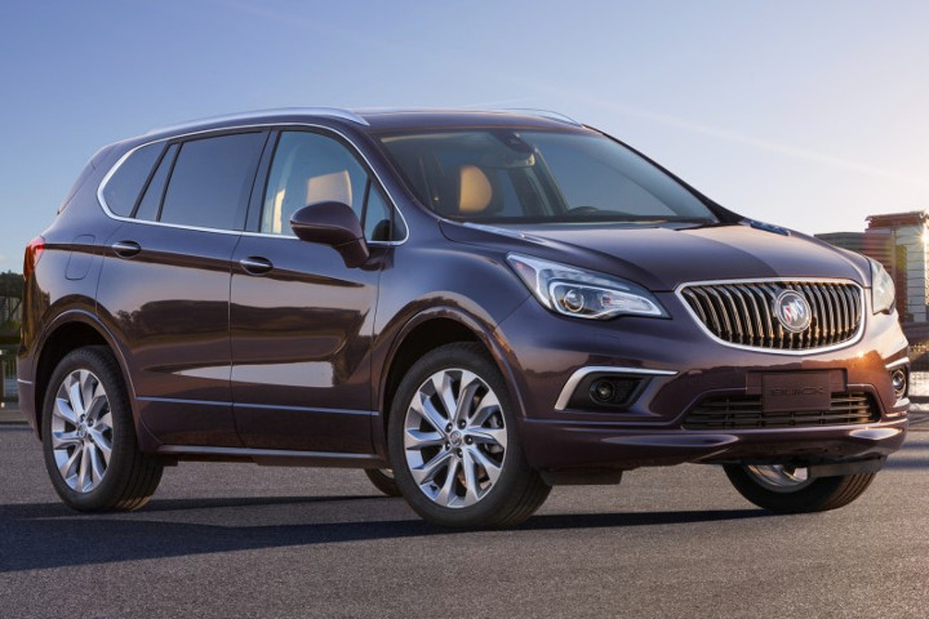 Buick Envision: Will America Accept a Chinese-Built SUV from GM?