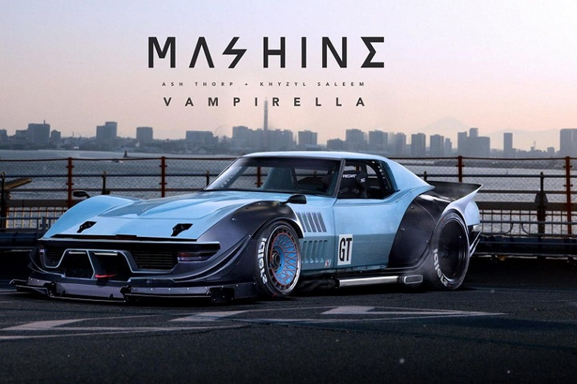 Check Out These Insane Bosozoku Versions of Classic Cars