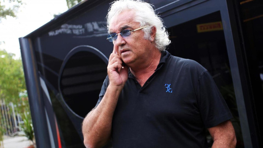 F1 'no longer real racing' - Briatore