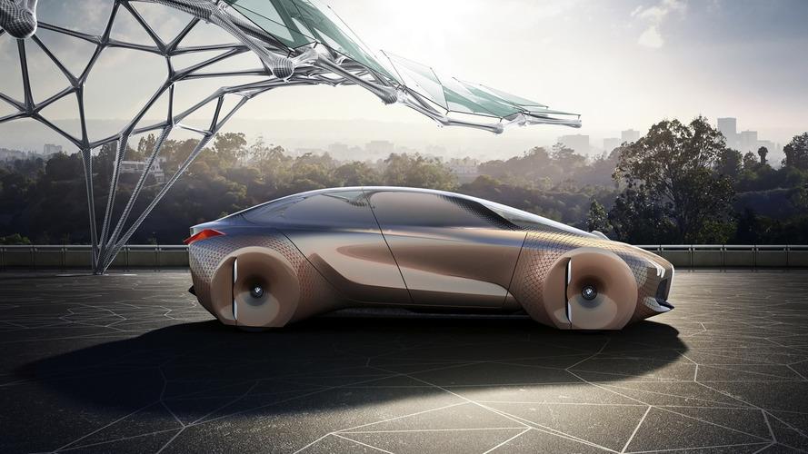 BMW iNext EV 3. Seviye otonomluğa sahip bir crossover olacak