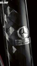 Mercedes carbon racing bike
