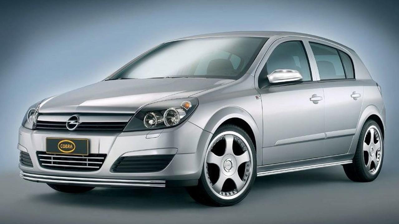 Cobra Technologie Opel Astra