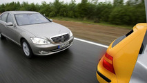 Mercedes-Benz Pre-Safe Braking System